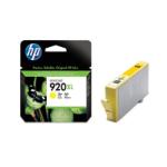 HP 920XL Origineel Geel 1 stuk(s)