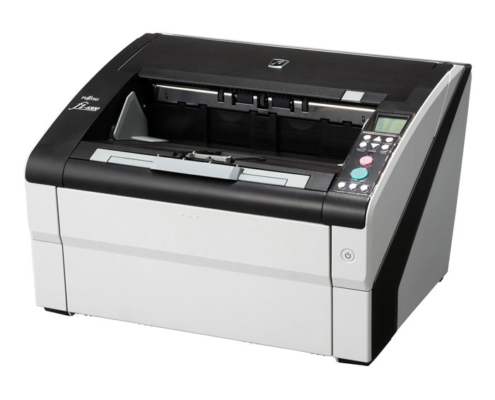 Fujitsu fi-6800 ADF + Manual feed scanner 600 x 600DPI A3 Black,White