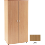 JEMINI FF JEMINI 1800MM CUPBOARD 4SHELF OAK