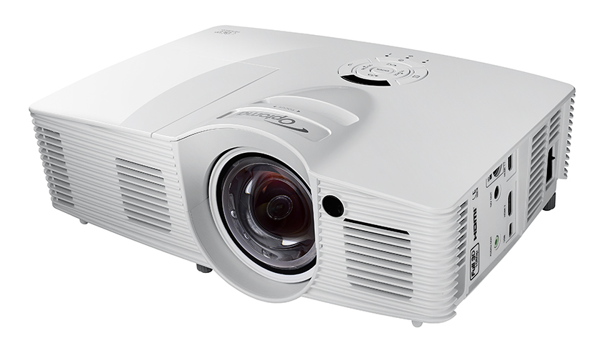 Optoma GT1080Darbee 1080p DLP 0 49 Throw Ratio 3000 Lumen 28 000:1