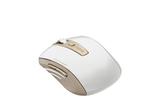 Rapoo 3920P mice RF Wireless Laser 1600 DPI Gold,White