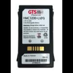 GTS HMC3200-LI(H) pieza de repuesto para ordenador de bolsillo tipo PDA Batería