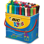 BIC Kids Visa felt pen Fine Multicolor 288 pc(s)