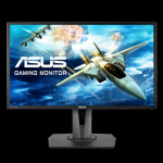 "ASUS MG248QR 24"" Full HD TN Matt Black computer monitor"