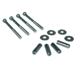 Tripp Lite SmartRack Bolt-Down Kit - Secures stabilizing brackets or plates to facility floor