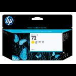 HP 72 Origineel Geel 1 stuk(s)