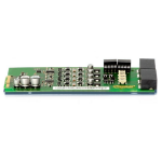 Auerswald COMpact 4FXS Modul voice network module