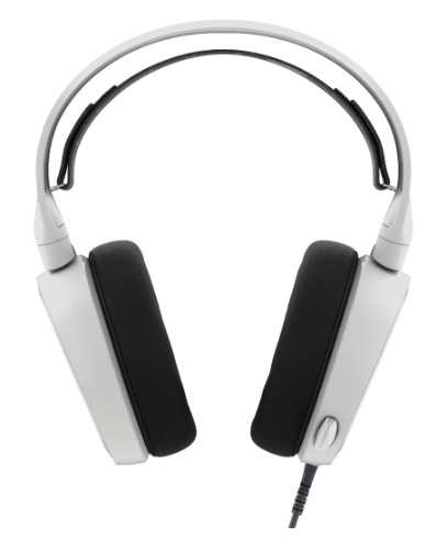 Steelseries Arctis 3 headset Head-band Binaural White