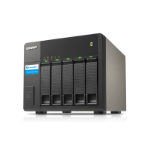QNAP TX-500P 5000GB Tower Black disk array