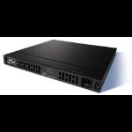 Cisco ISR 4331 bedrade router Gigabit Ethernet Zwart