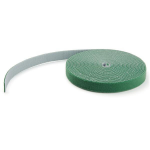 StarTech.com 25ft. Hook and Loop Roll - Green HKLP25GN