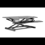 Digitus DA-90380-1 Freestanding Black flat panel desk mount