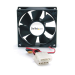 StarTech.com 80x25mm Ever Lubricate Bearing PC Computer Case Fan w/ LP4 Ever Lubricate Bearing PC Case Fan - Case fan - 80 mm