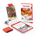 Osmo Super Studio - The Incredibles 2  iPad Mini 2 3 4 iPad Air 2 iPad Pro.