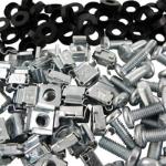 Black Box RAKCAGENUT100-SP rack accessory Mounting kit