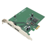 Siig eSATA II PCIe Pro interface cards/adapter