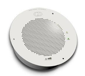 CyberData Systems 011103 10W White loudspeaker