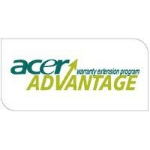 Acer AcerAdvantage - Extended service agreement - parts and labour - 3 years - carry-in - for Veriton N26