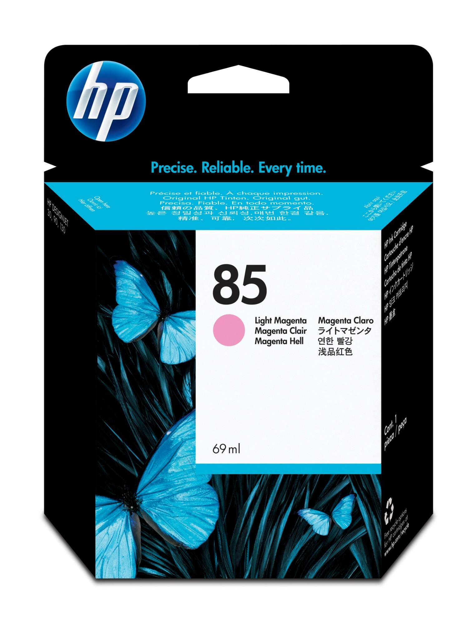 HP 85 Origineel Lichtmagenta