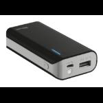 Trust Urban PRIMO 5200 batería externa Negro Ión de litio 5200 mAh