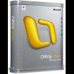 Microsoft Office Mac 2011 Standard, OLP NL, SA, EDU 1 license(s)