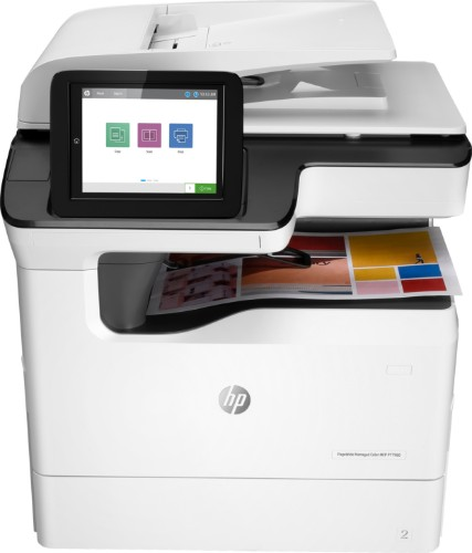 HP PageWide Managed Color MFP P77960dn License