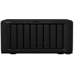 Synology DS1817+ NAS Desktop Ethernet LAN Black