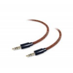 Mizco 6ft, 3.5mm - 3.5mm 1.83m 3.5mm 3.5mm Multicolor audio cable