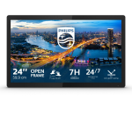 "Philips B Line 242B1TFL/00 touch screen monitor 60.5 cm (23.8"") 1920 x 1080 pixels Multi-touch Black"