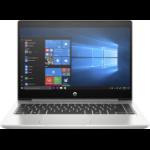 "HP ProBook 445R G6 Notebook Silver 35.6 cm (14"") 1920 x 1080 pixels AMD Ryzen 5 8 GB DDR4-SDRAM 256 GB SSD Wi-Fi 5 (802.11ac) Windows 10 Pro"