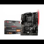 MSI B450 TOMAHAWK MAX II motherboard AMD B450 Socket AM4 ATX