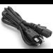 Zebra CS-CAB-UK-MLEAD cable de transmisión Negro 2 m C13 acoplador