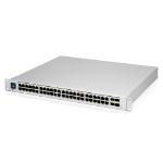 Ubiquiti Networks UniFi USW-PRO-48-POE-AU network switch Managed L2/L3 Gigabit Ethernet (10/100/1000) Power over Ethernet (PoE) 1U Grey