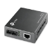 TP-LINK Gigabit Single-mode Media Converter convertidor de medio 1310 nm
