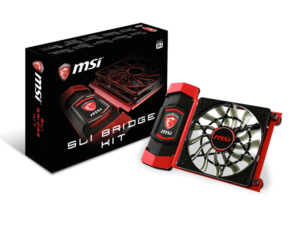 MSI 4way SLI Bridge Kit