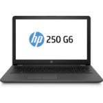 "HP 250 G6 2.50GHz i5-7200U 15.6"" 1366 x 768pixels Black Notebook"