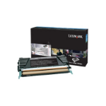 Lexmark 24B6326 Toner black, 25K pages