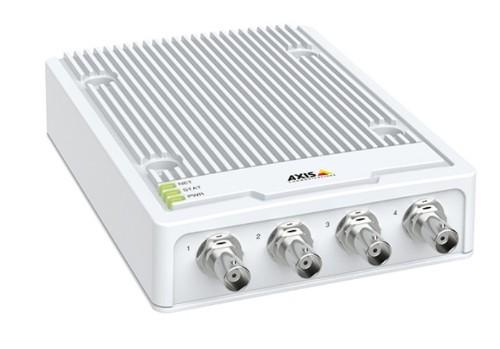 Axis M7104 video servers/encoder 720 x 576 pixels 30 fps