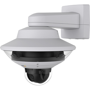 Axis Q6000-E 50Hz Mk II IP security camera Indoor & outdoor Dome Ceiling/Wall 1280 x 720 pixels