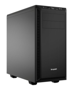be quiet! Pure Base 600 Midi Tower Black