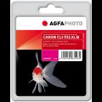 AgfaPhoto APCCLI551XLM ink cartridge Magenta 1 pc(s)