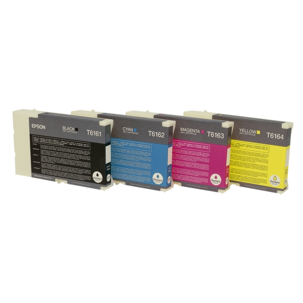Epson C13T616200 (T6162) Ink cartridge cyan, 3.5K pages, 53ml