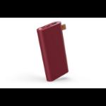 Fresh 'n Rebel 2PB12000RR batería externa Rojo Polímero de litio 12000 mAh