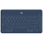 Logitech Keys-To-Go Blauw Bluetooth Zwitsers