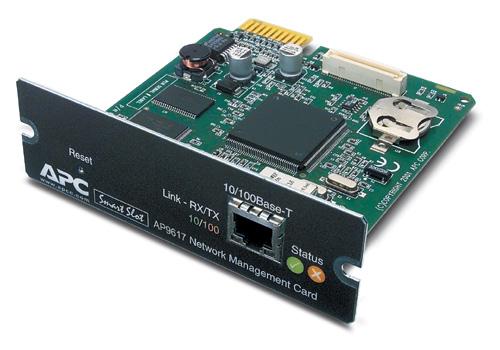 Network Management Card Ex 10/100baset Auto-sensing Lan Connection