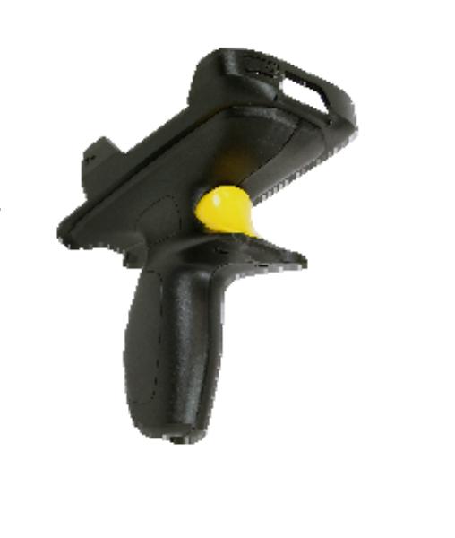 Zebra TRG-TC2X-SNP1-01 accesorio para dispositivo de mano Trigger handle Negro