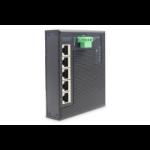 Digitus DN-651126 network switch Managed Gigabit Ethernet (10/100/1000) Black