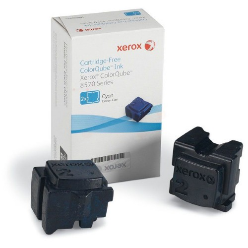 Xerox 108R00931 Dry ink in color-stix, 4.4K pages, Pack qty 2