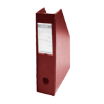 Bantex 4010-09 Red file storage box/organizer
