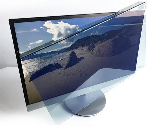 """MicroSpareparts Framed Blue Light Filter20-22"""""""